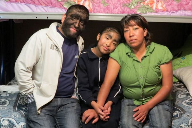 Very good extreme hairy mexican girls your place