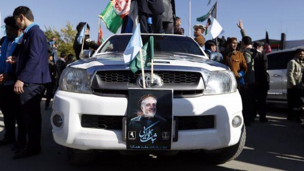 تظاهرات در حمایت از عبدالله
