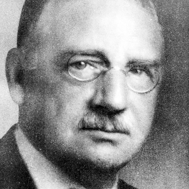 El fisiólogo alemán Otto Loewi