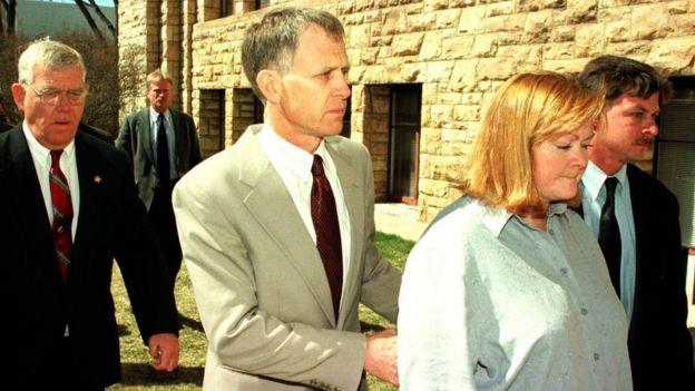 Dennis y Judy Shepard