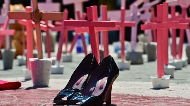 El asesinato de mujeres es uno de los problemas más graves en México