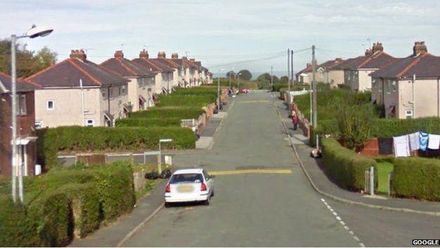 Bryn Mawr Road, Holywell