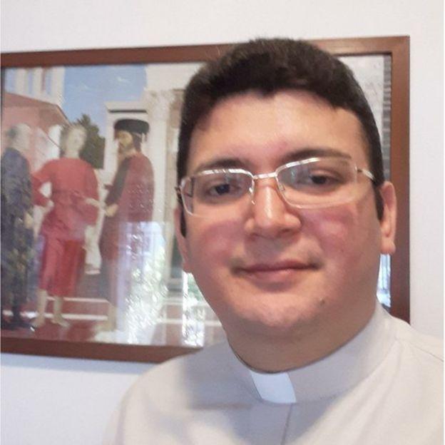 padre Nazareno Carvalho