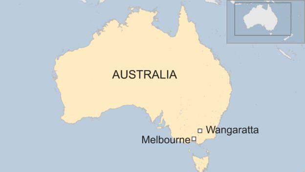 Map Of Australia Dangerous Animals.Australia Deer Attack Kills Man And Injures Woman Bbc News