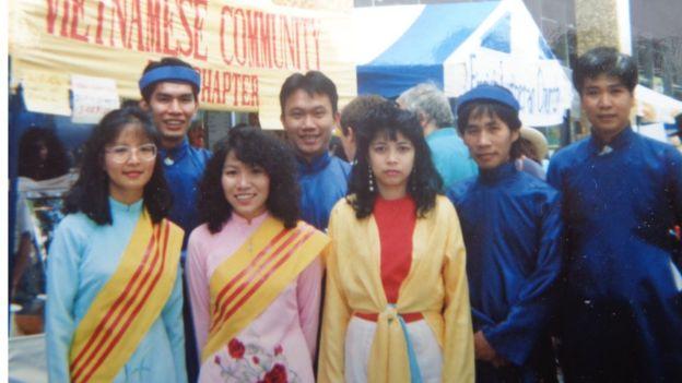 Cộng đồng dự lễ hội Đa Văn Hóa tại Canberra, Úc năm 1991