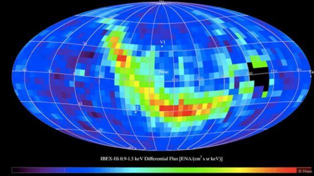 Mapa de Ibex