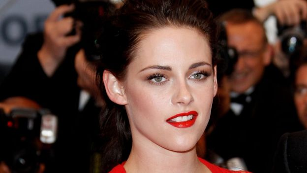 Kristen Stewart at Cannes in 2012