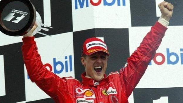 El estreno de la película 'oficial' sobre la vida de Michael Schumacher ha sido pospuesto.