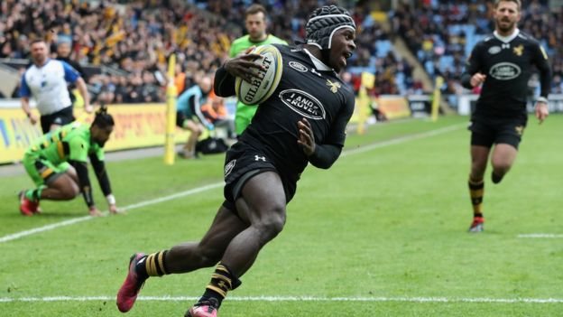 Christian Wade scores for Wasps
