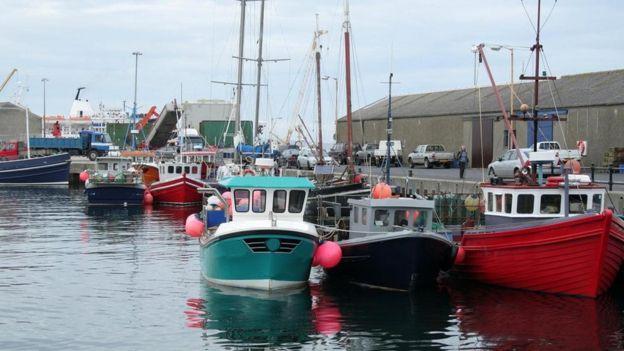 Porto das Ilhas Orkney