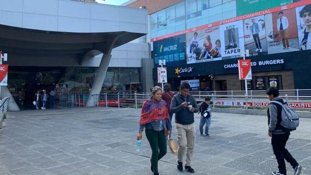 Mall en La Paz