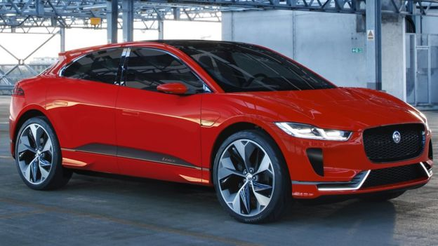 Bmw Joins Jaguar In Boosting Electric Car Models Bbc News
