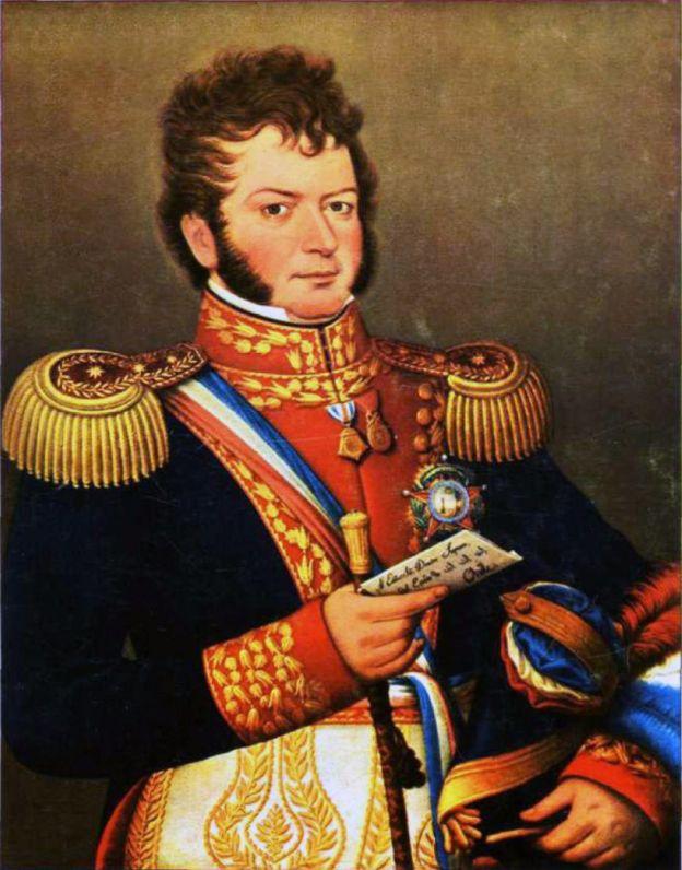 Bernardo O'Higgins