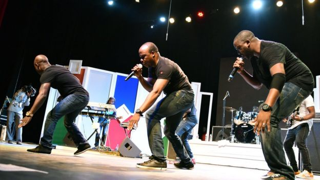 Magic System, Ivorian musical band