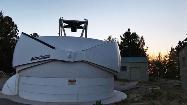 Telescopio DEFT