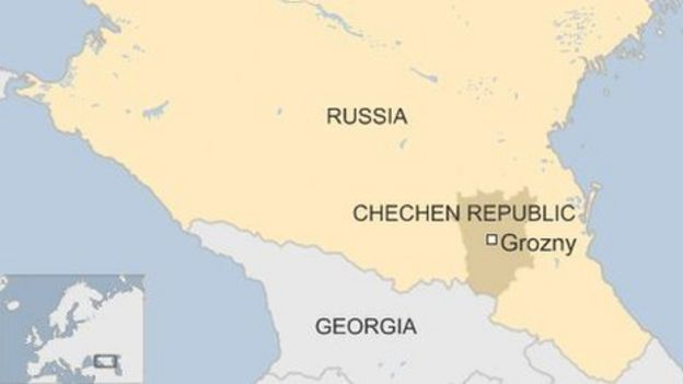 Chechen police kill four teenage ers - BBC News on