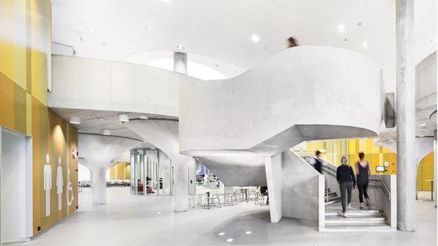 """Image result for Por qué Finlandia, el país con la """"mejor educación del mundo"""", está transformando la arquitectura de sus escuelas"""