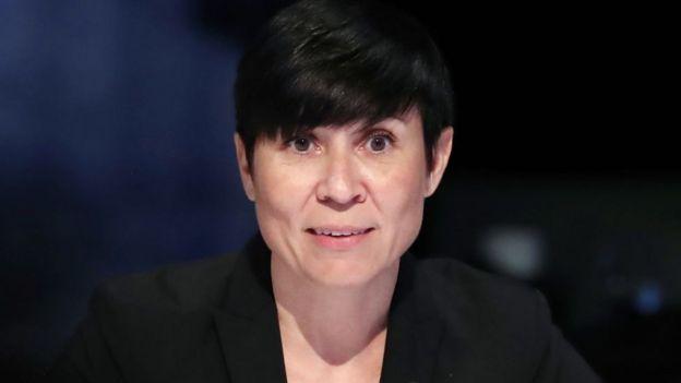 Ine Eriksen Soreide