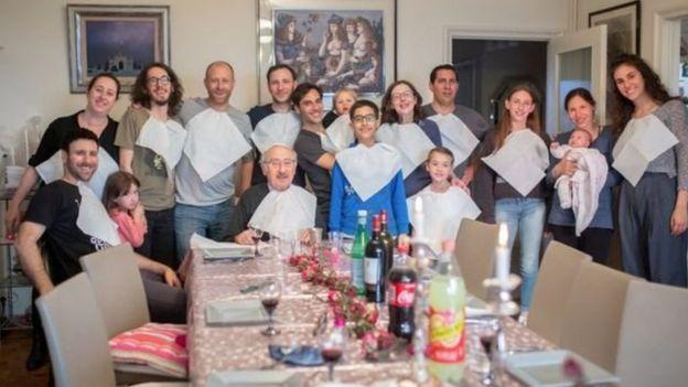 Родина Анрі Кічки