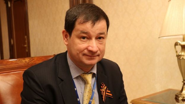 Dmitry Polyanskiy.
