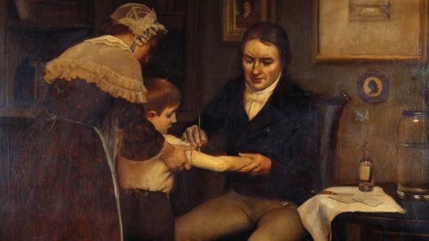 إدوارد جينر أجرى الكثير من الاختبارات قبل إعلان نجاح التطعيمات