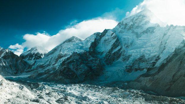 Glaciar Khumbu