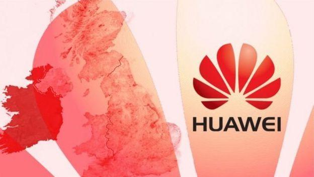 Thiết bị hỗ trợ mạng 2G, 3G và 4G của Huawei vẫn được các công ty mạng điện thoại ở Anh sử dụng