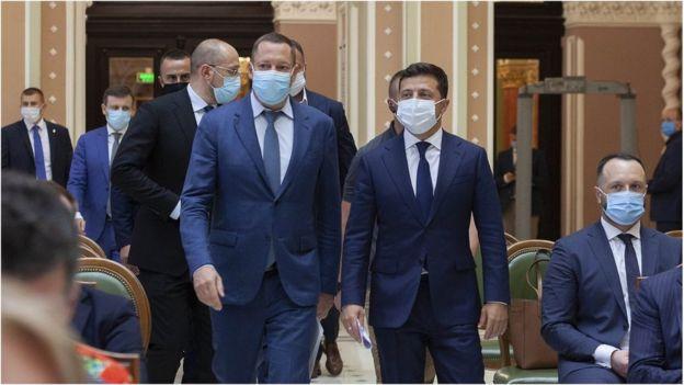 Президент побачав новому голові Нацбанку діяти незалежно, але в інтересах України