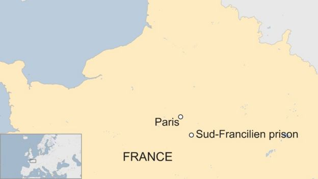 Redoine Faid: Paris helicopter prison break for gangster
