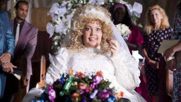 Olivia Colman in Beautiful People (2009)