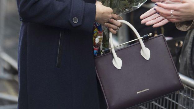 梅根的蘇貝瑞手提包是愛丁堡的初創公司