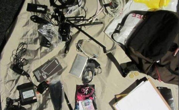 specialist hacking equipment
