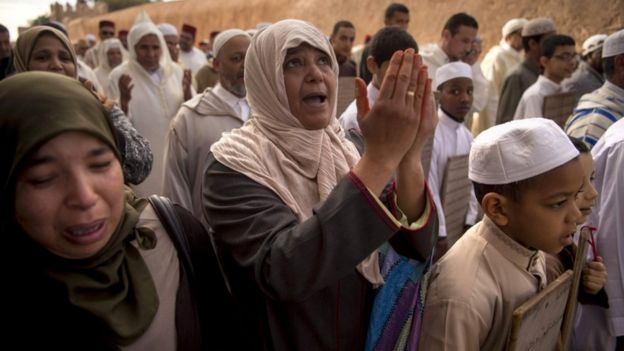 Morocco prays for rain as shortage threatens agriculture এর ছবি ফলাফল