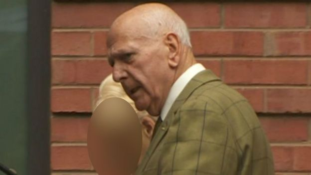 Stanley Metcalf death: Jail for great-grandfather over