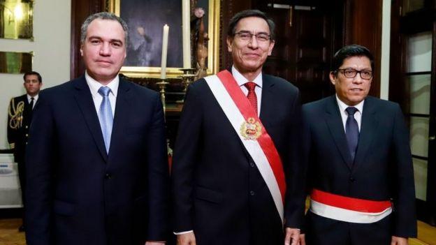 Del Solar, Vizcarra y Zeballos