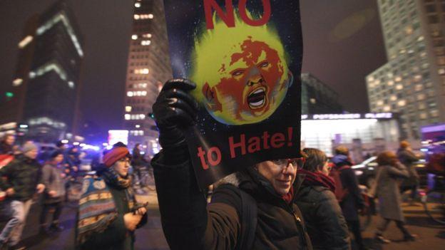 Phản đối ở Berlin