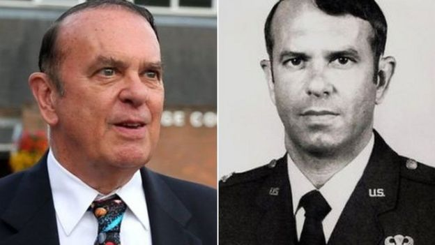 Lt Col Charles Halt