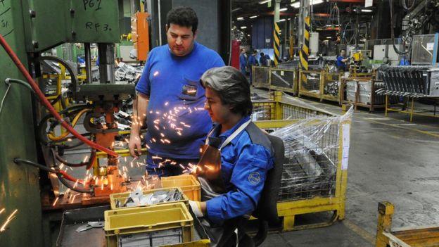 وضعیت شکاف در میان درآمد کارگران ایرانی از میانگین جهانی بهتر است