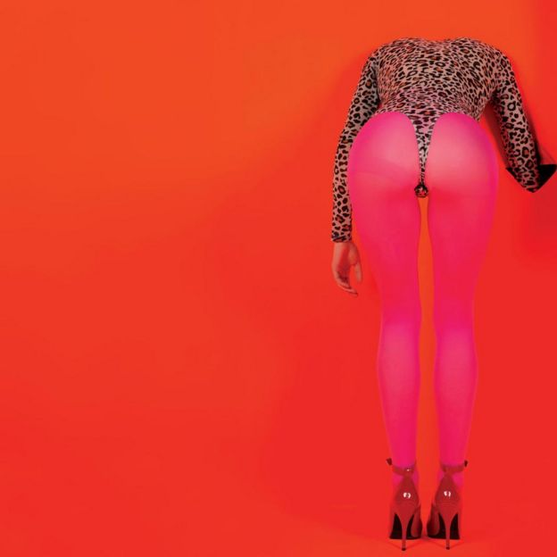 Artwork for St Vincent's Masseduction