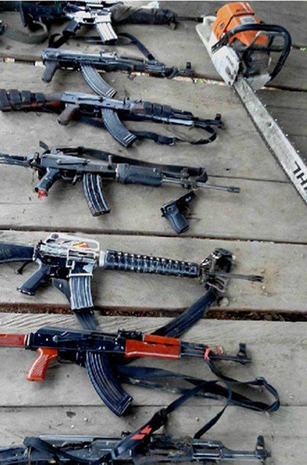 Armas AK-47