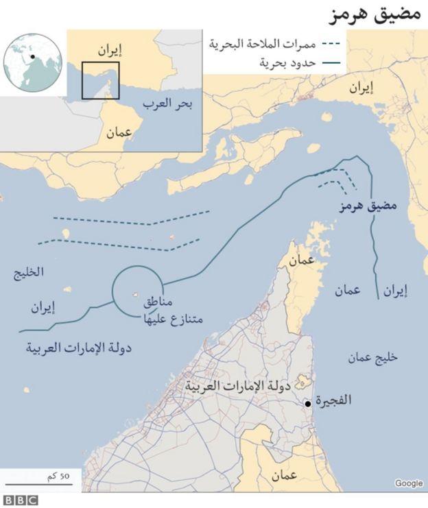 """""""هل ستكون تفجيرات ناقلات النفط في ميناء الفجيرة الإماراتي الشرارة التي ستشعل فتيل الحرب الأمريكية الإيرانية في المنطقة؟ ومن هي الجهة التي تقف خلفها؟ وكيف سيكون الرد الأمريكي؟"""""""