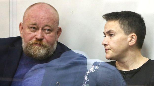 Савченко і Рубан
