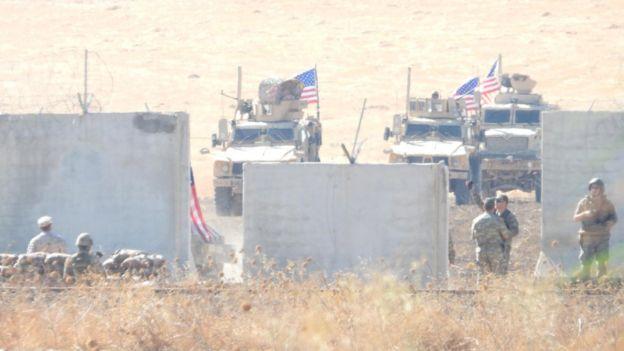 ABD ile Türkiye'nin ortak kara devriyesi
