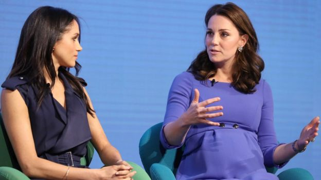 aad33d48bed Meghan's maternity and the fashion brands hoping to strike gold ...