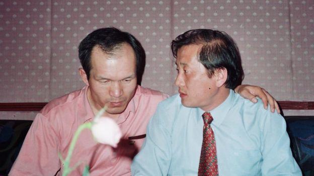 朴采書和朝鮮特工接頭