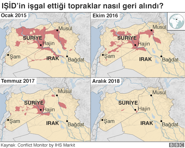 Suriye ve Irak