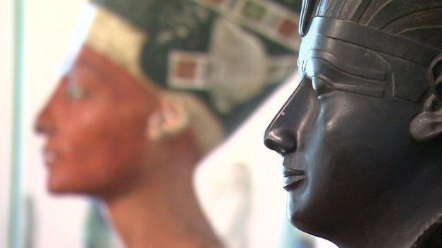 Múmias egípcias