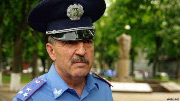 Начальник міліції громадської безпеки Одеси Дмитро Фучеджі