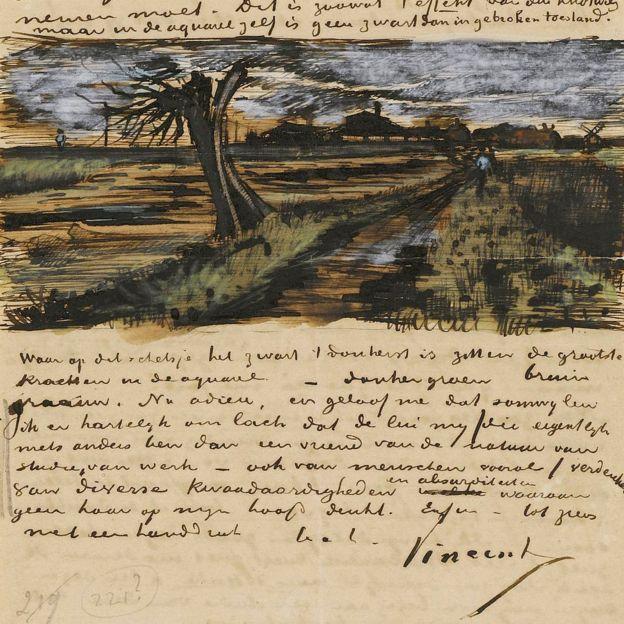 Carta de Vincent a Theo