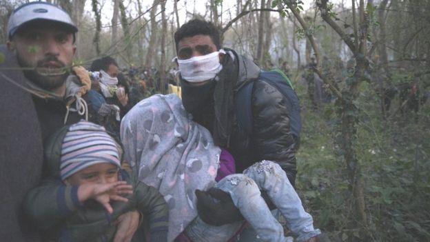 اللاجئون يعانون من أوضاع صعبة قبل أن تأتي أزمة كوورنا